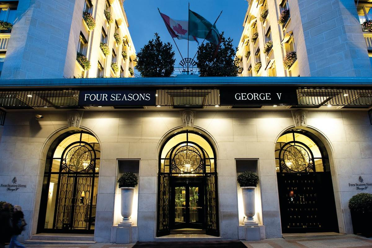 Four-Seasons-Paris-George-V-facade